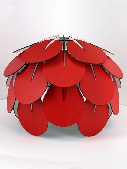 Umbra 45 красный абажур конструктор