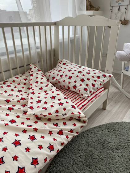 Комплект постельного белья для детей (80х160)