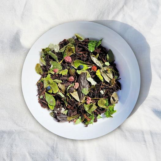 Ягодный аромат (с лесными ягодами)