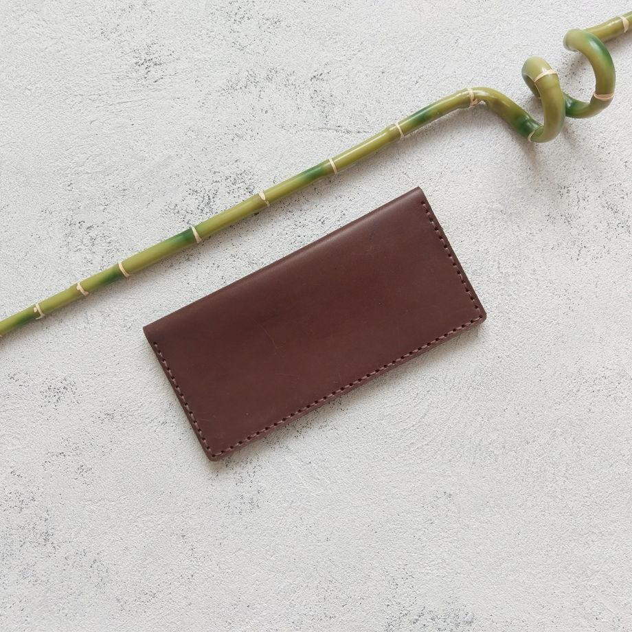 Компактное кожаное портмоне