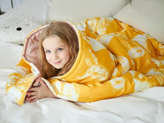 "Дизайнерское одеяло ""Giallo"""
