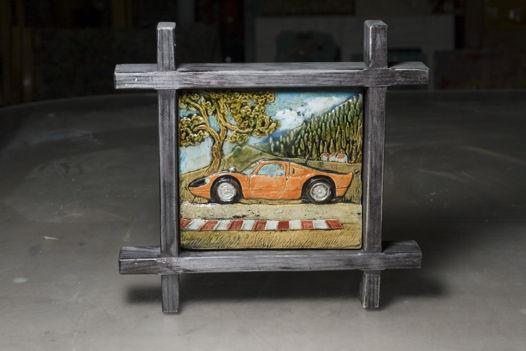 Настенное панно 901 Carrera GTS