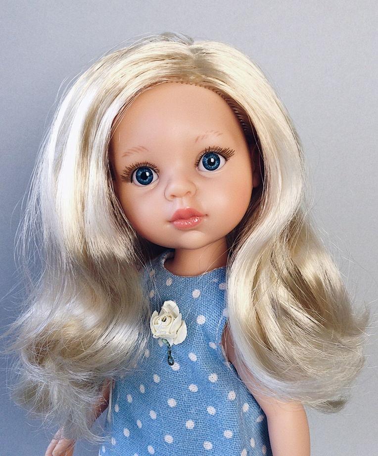 Кукла виниловая Клаудия