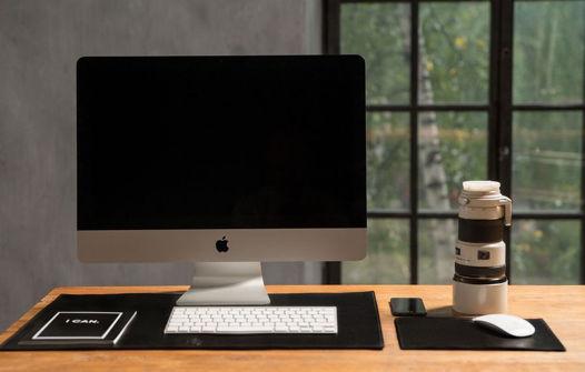 Кожаный коврик для рабочего стола Easy