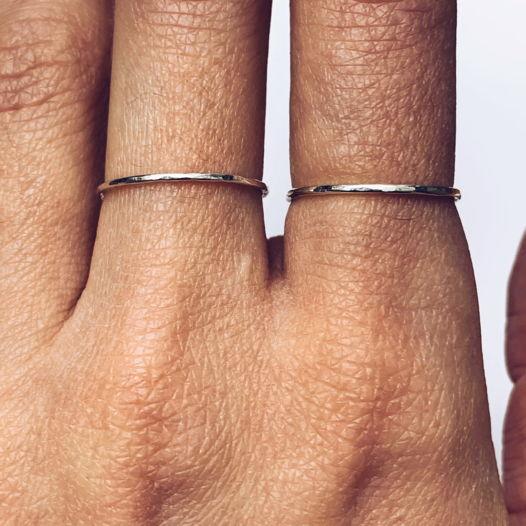 Серебряное кольцо МАРУ