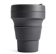 Складной стакан Stojo Carbon Pocket Cup 355ml