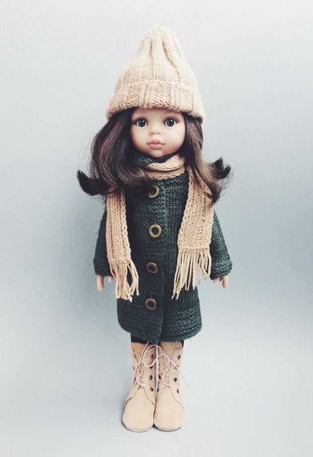 Виниловая кукла Кэрол