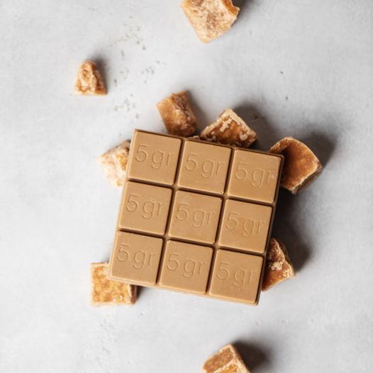 Шоколад с гречишным чаем BUCKWHEAT TEA CHOCOLATE 40%
