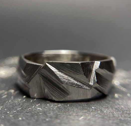 """Серебряное кольцо """"Wind"""""""