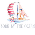Born By The Ocean