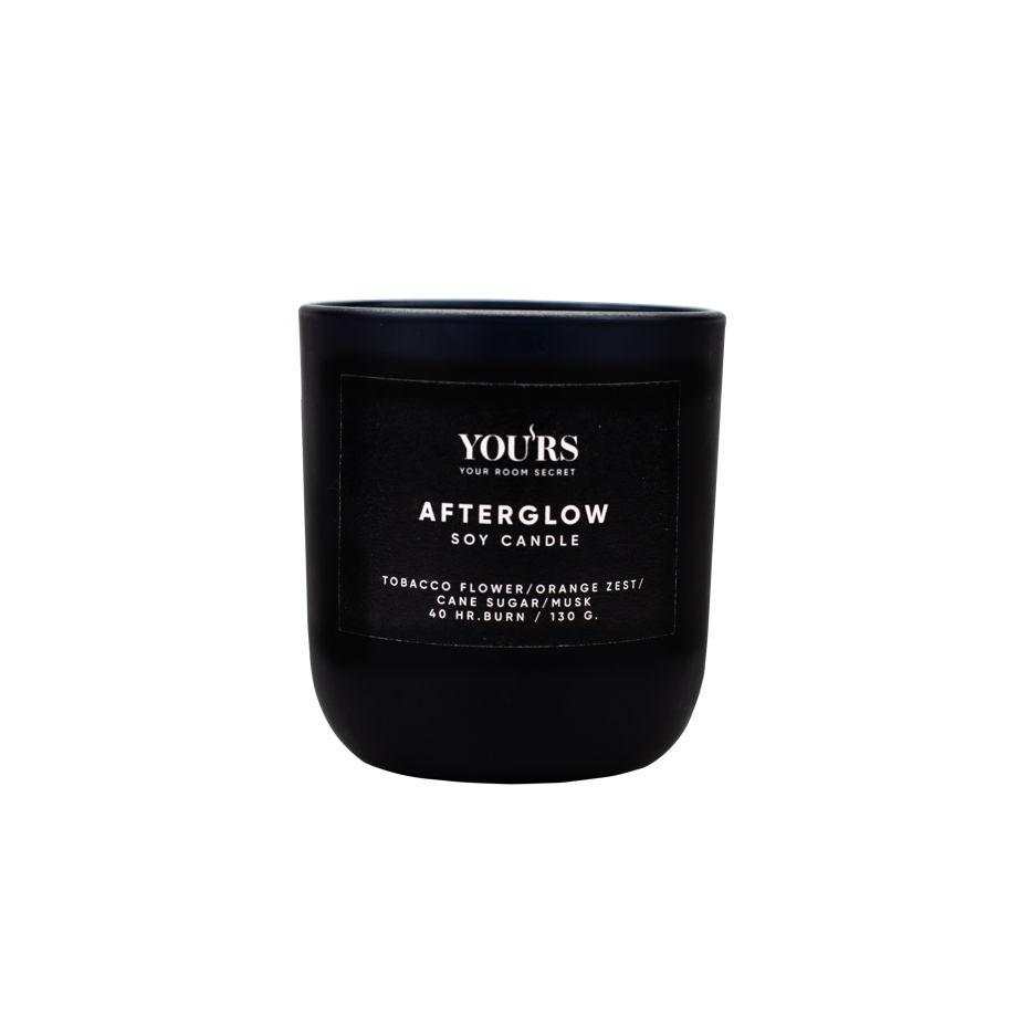 Ароматическая свеча из соевого воска Afterglow 130 гр
