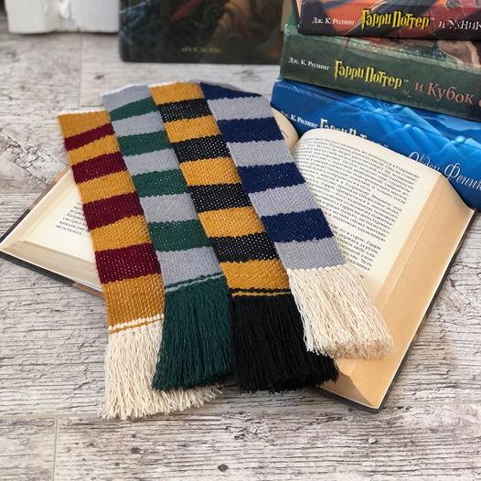 Закладка для книги Гарри Поттер №1