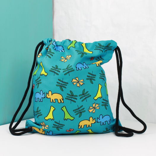Детский рюкзачок Fishcard Динозавры