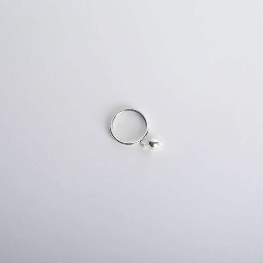 Серебряное кольцо Persephone
