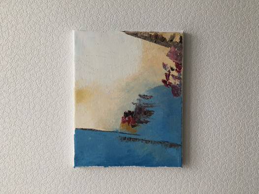 Картина «Без названия», 24х30см