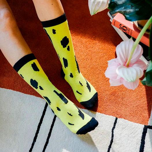 Носки в форме банана DOIY Banana Socks