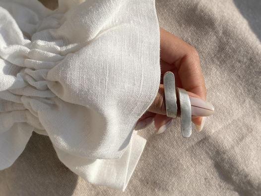 Стильное минималистичное кольцо