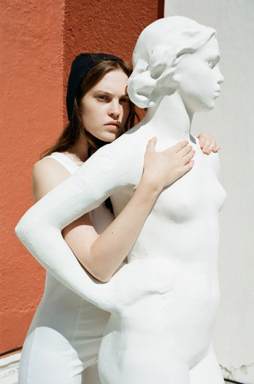 Béguin (Чепчик)  женский летний черный