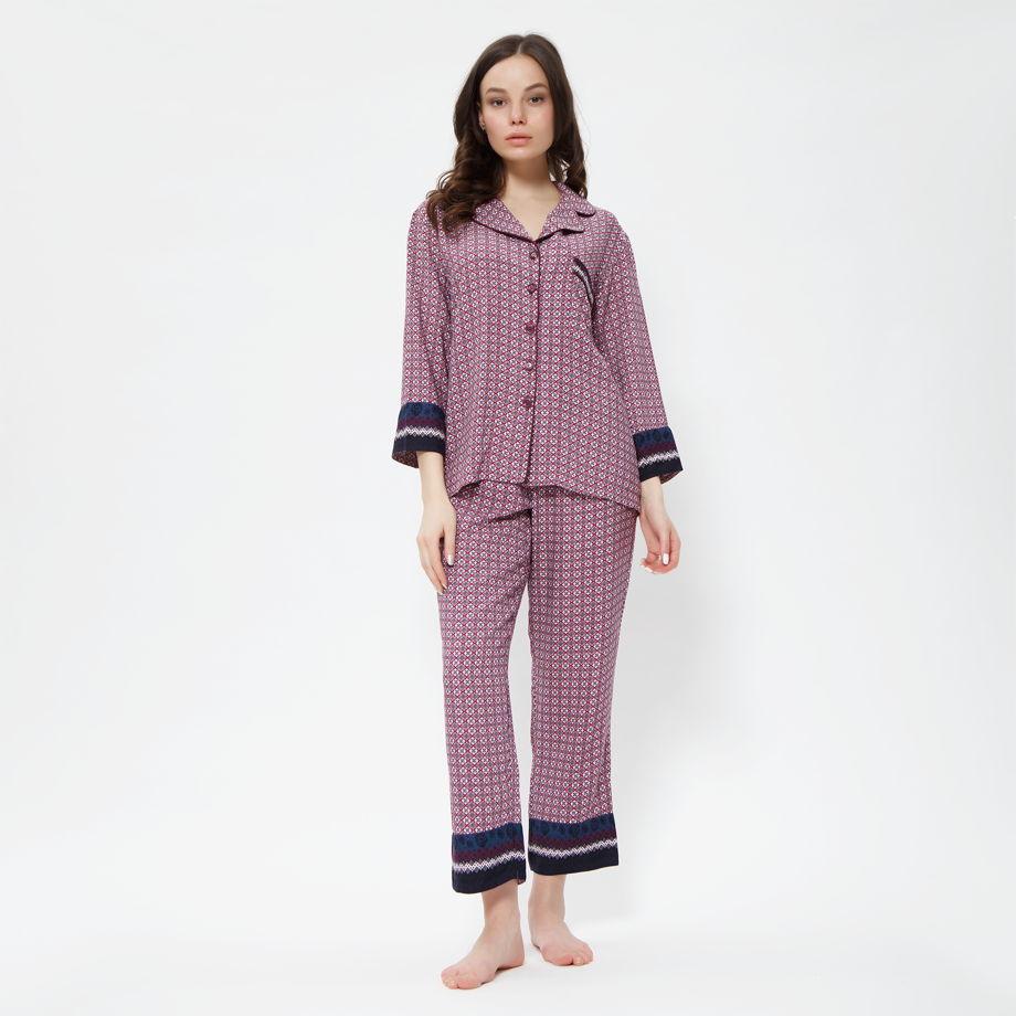 "Пижама ""Ифран"" розовая"