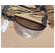 Поясная сумка из моющегося крафта