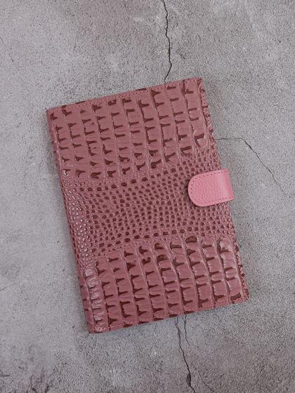 Мини-органайзер для документов А5 Кайман Нежно-розовый