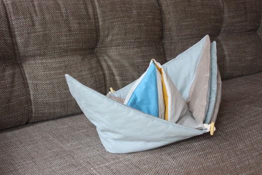 """Игровой коврик """"Кораблик"""""""