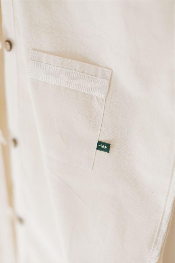 Чехол (Кофр) для одежды из хлопка