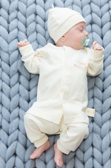 Костюм на выписку для младенца Prima Kids  из 100%ого органического хлопка