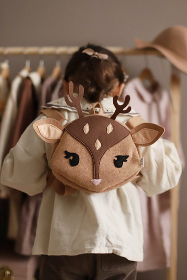 Детский рюкзак Оленёнок