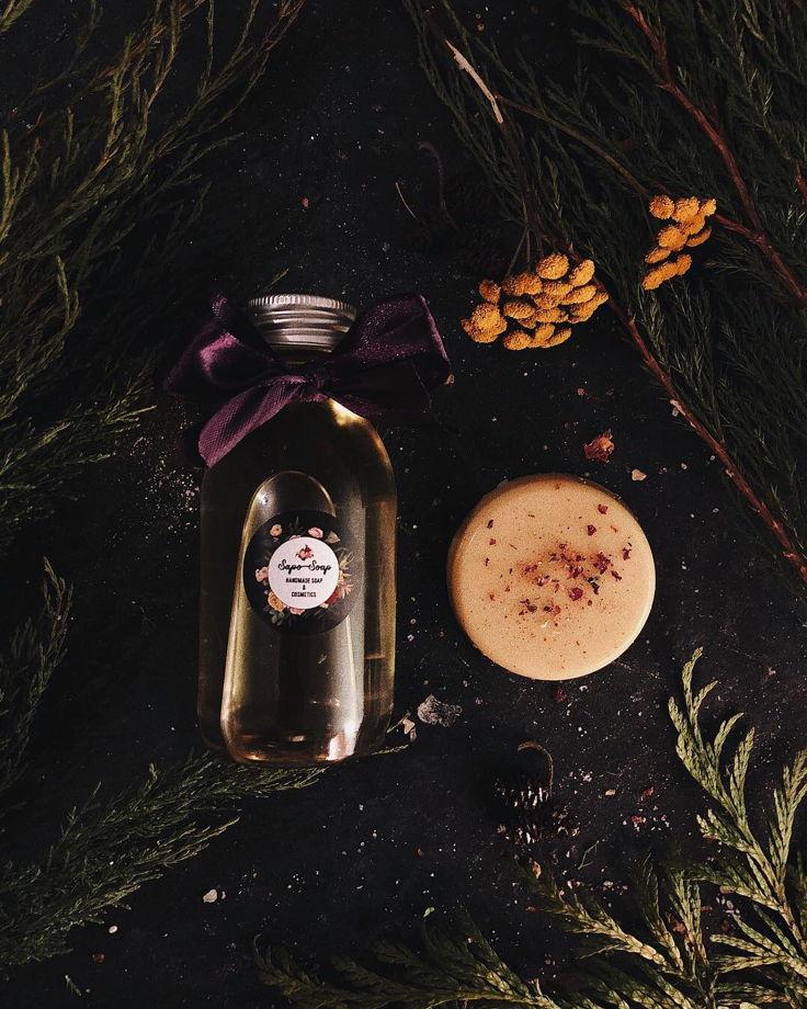 Подарочный набор «Мускат и какао»