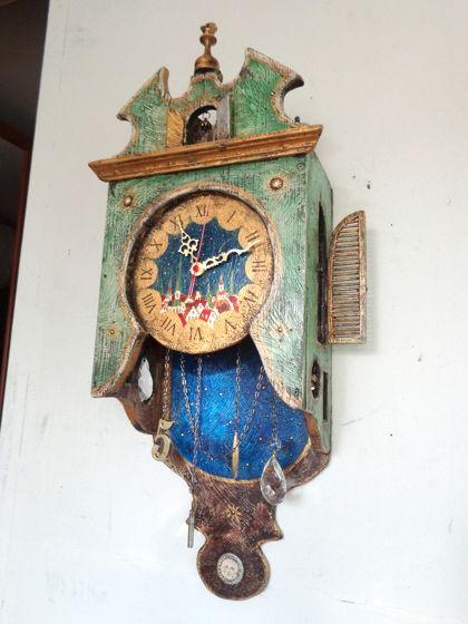 """Часы настенные """"Голландия"""""""