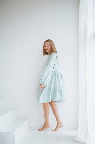 Платье Marie изо льна
