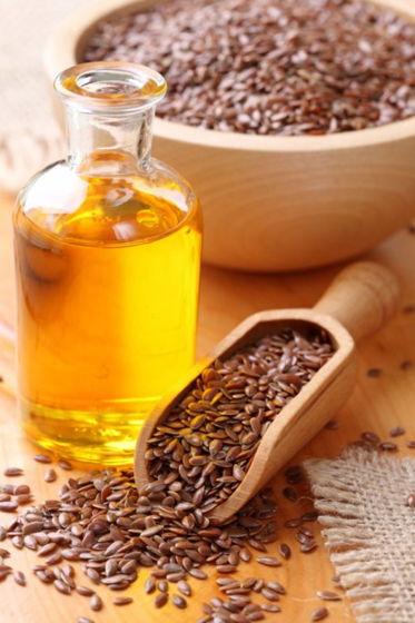 Льняное сыродавленное масло (0,5 л)