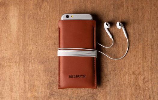 Чехол для смартфона, модель Phone Case. Brown