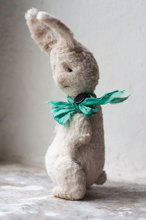 """Кролик тедди """"Харви"""""""