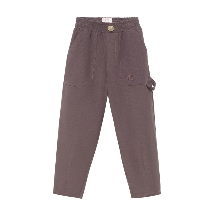 Вельветовые брюки BOBBY VINTAGE VIOLET