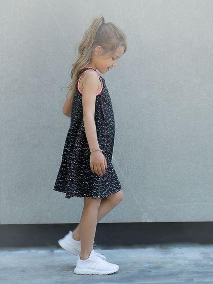 Платье из хлопка Drops
