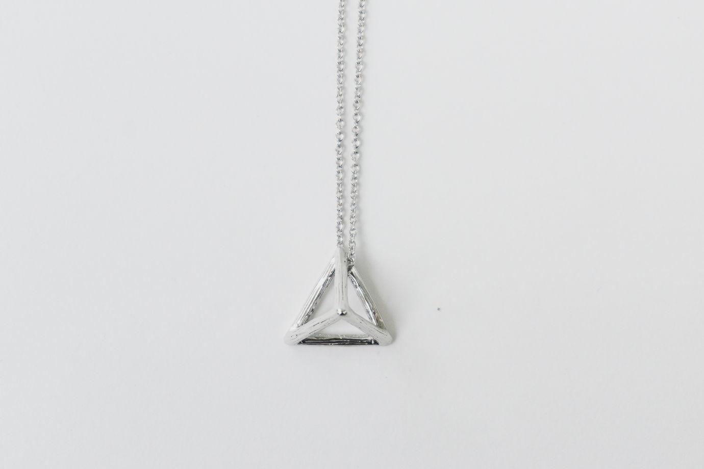 Подвеска пирамида [GEOMETRY]