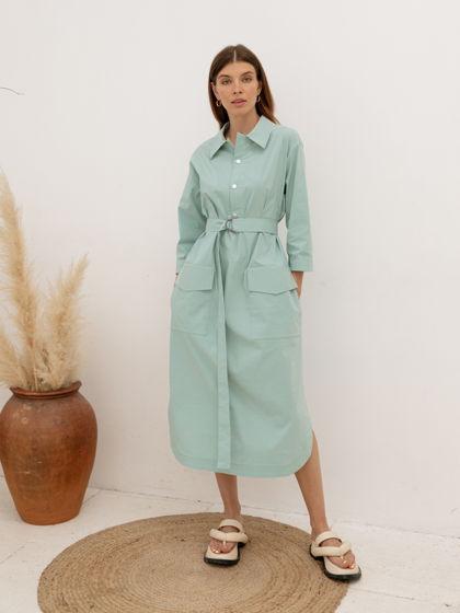 Платье-рубашка Stans от Michma'am