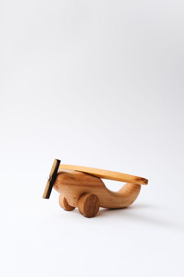 Деревянная игрушка Самолет