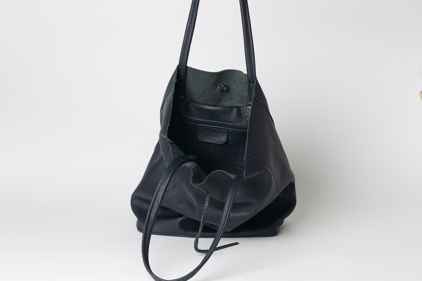 Кожаная сумка Luna в стиле Tote.  Доставка 7/10 дней