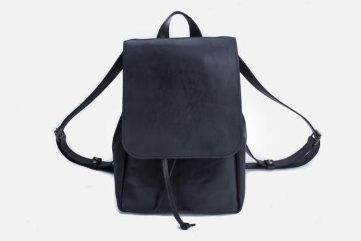 """Рюкзак черный """"Лоуэлл"""""""