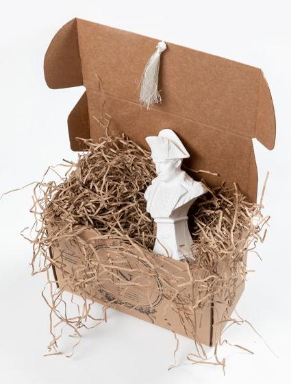 Кабинетная скульптура-саше Наолеон