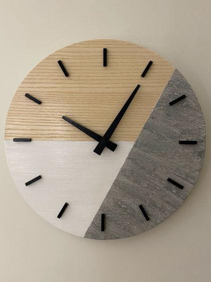 Настенные часы Crete