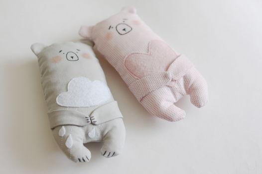 """Мягкая игрушка """"Мишка"""" (в ассортименте)"""