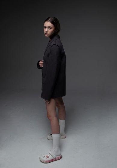Жакет, пиджак, оверсайз