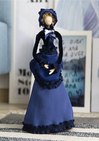 Интерьерная кукла для декора «Флёр»