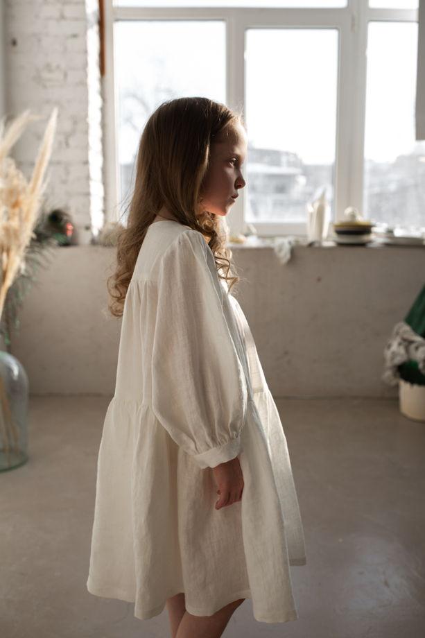 """Платье """"Ярусы"""" ПЛОМБИР"""