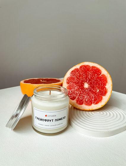 "Соевая свеча ""Грейпфрут Помело"" 110 г"