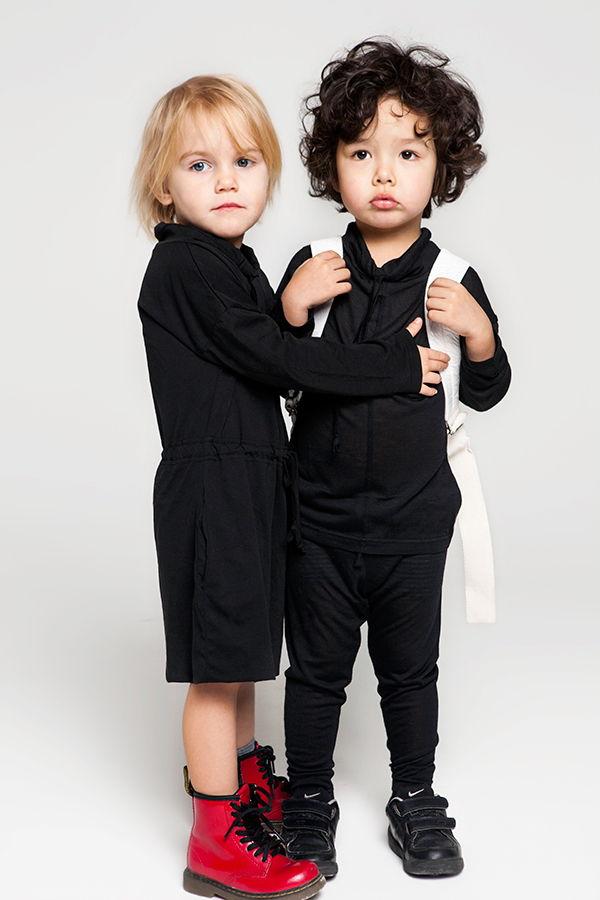 Двухслойное платье на завязках